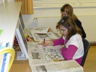 Zeitungsprojekt