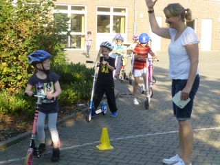 Rollerparcours