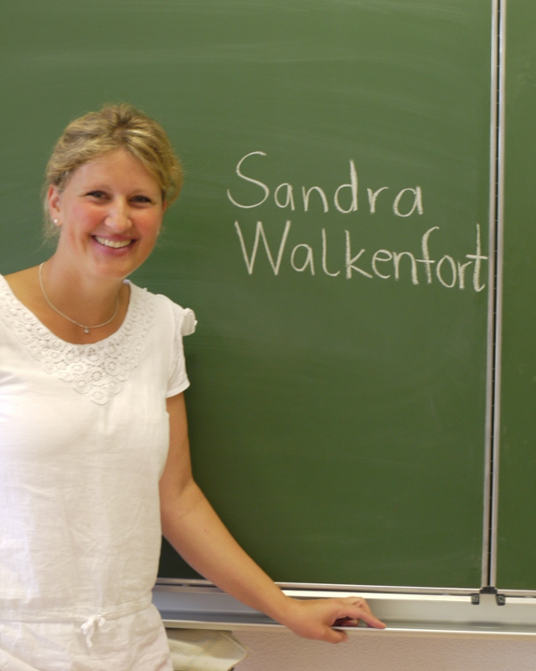 Sandra Walkenfort